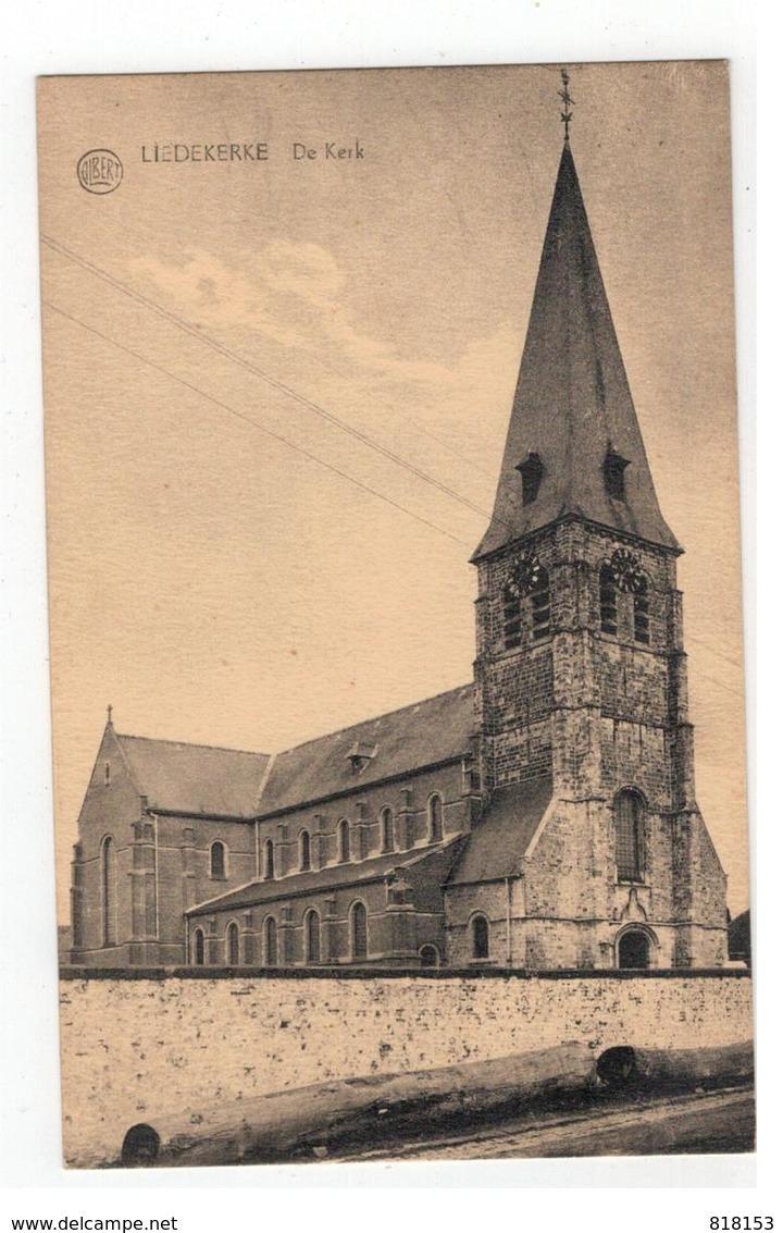 LIEDEKERKE  De Kerk - Liedekerke