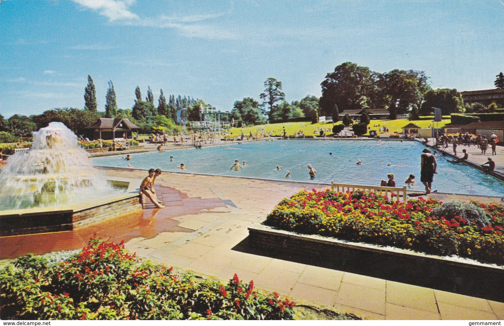 GUILDFORD -THE LIDO - Surrey