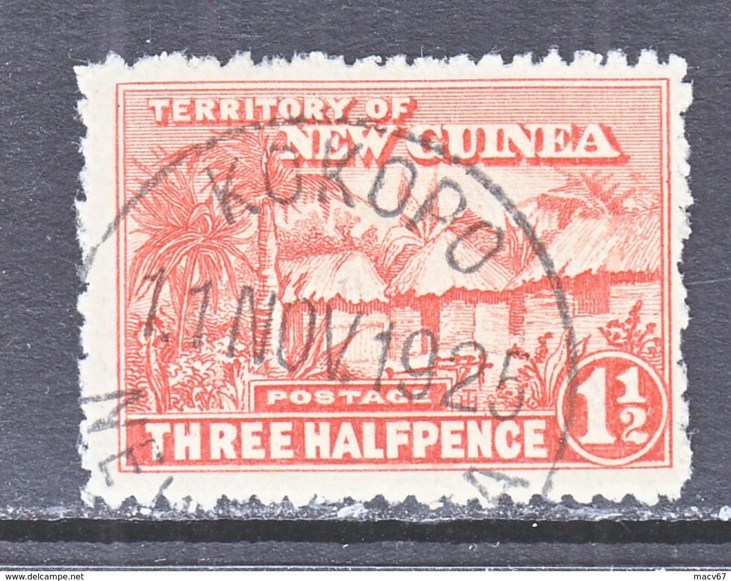 NEW  GUINEA  19   (o)   KOKOPO  1925 - Papua New Guinea