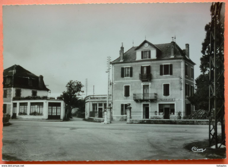 CARTE BIARS SUR CERE - 46 - L' HOTEL DE VILLE - SCAN RECTO/VERSO 7 - Autres Communes