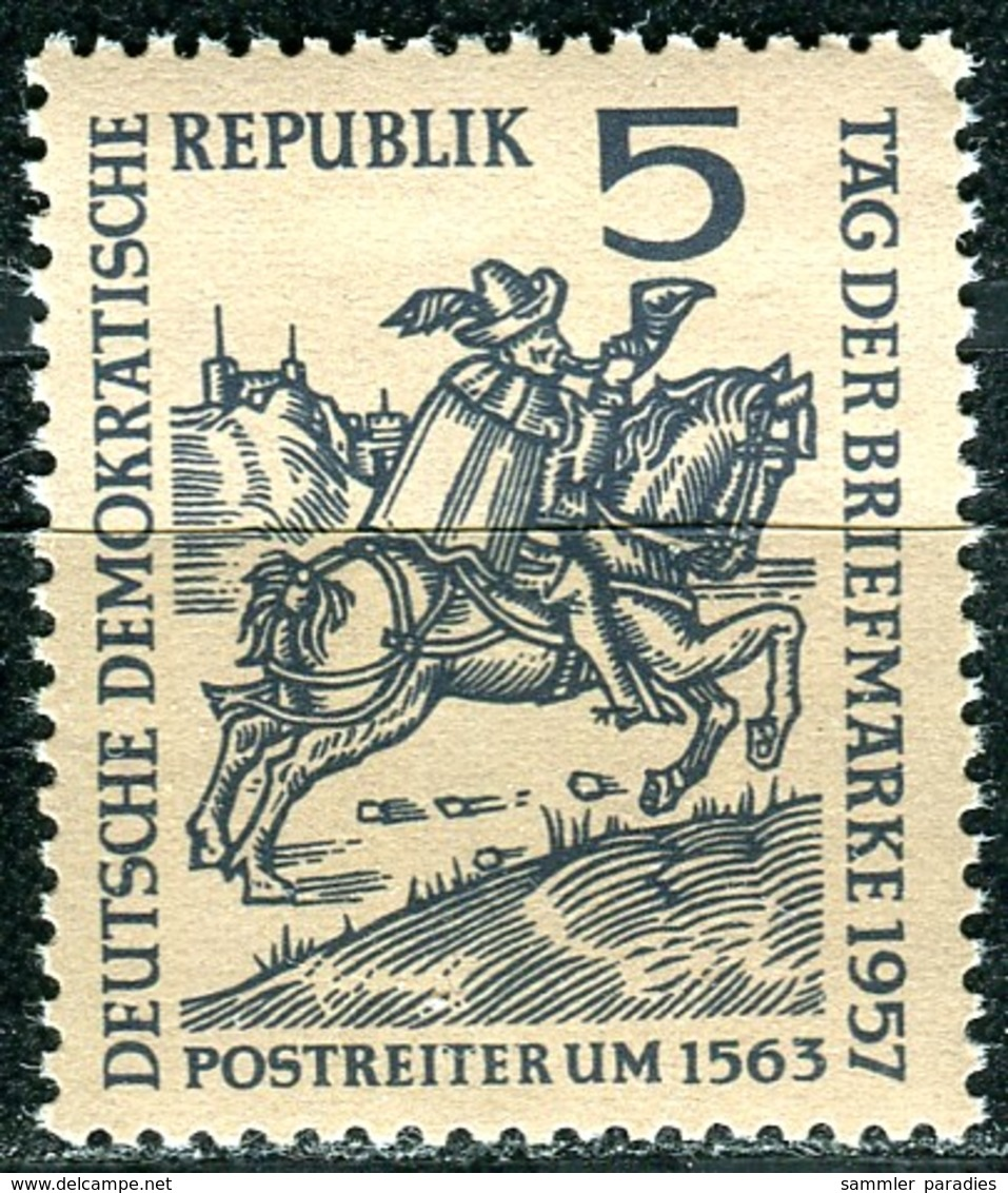 DDR - Mi 600 - ** Postfrisch (D) - 5Pf  Tag Der Briefmarke - Ungebraucht