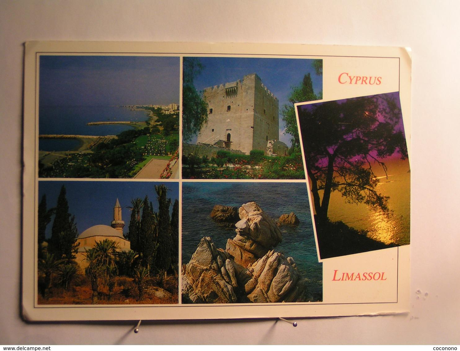Limassol - Vues Diverses - Chypre