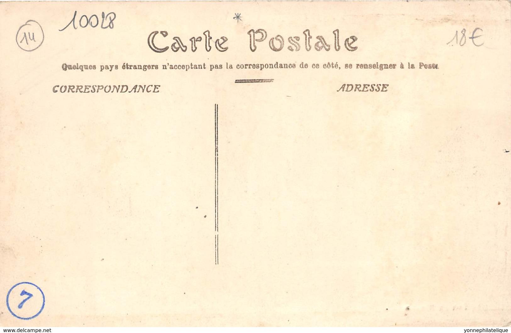 14 - Calvados / 10028 - Ver Sur Mer - La Rue De La Côte - Beau Cliché Animé - Défaut - Se Décolle - Autres Communes