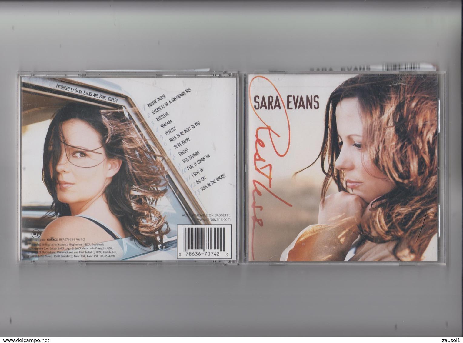 Sara Evans - Restless -  Original CD - Country & Folk