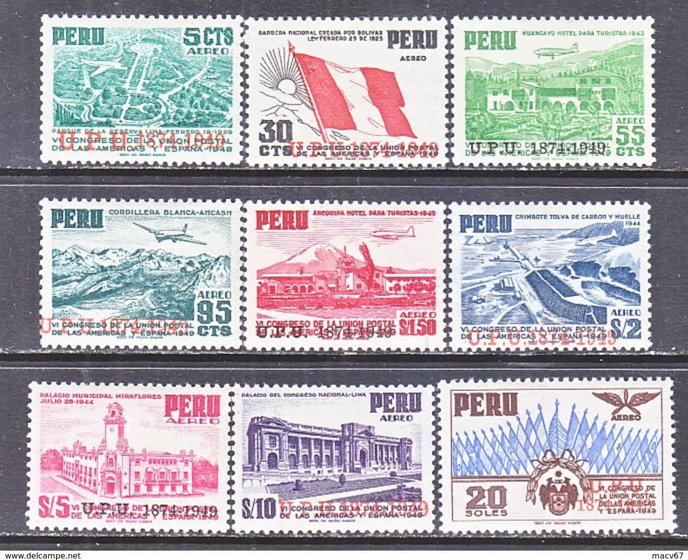 PERU  C 94-102   ** - Peru
