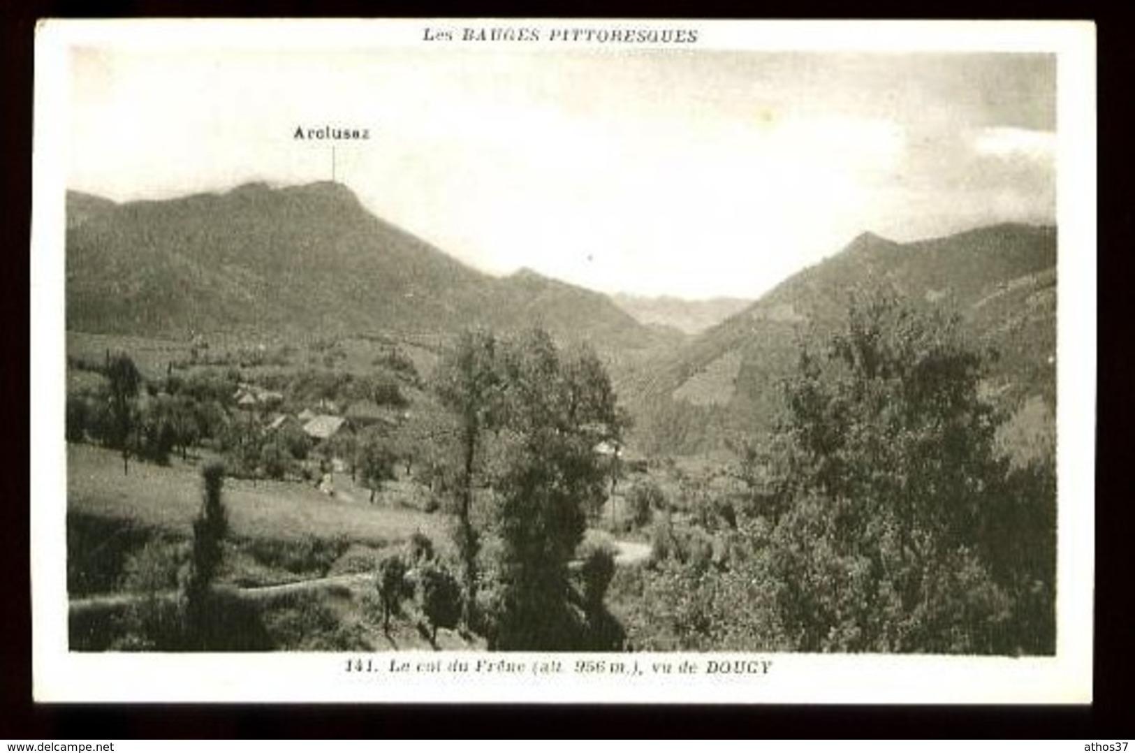 Les BAUGES PITTORESQUES - 141 : Le Col Du Frène (alt. 956 M), Vu De DOUCY - (Beau Plan) - Altri Comuni