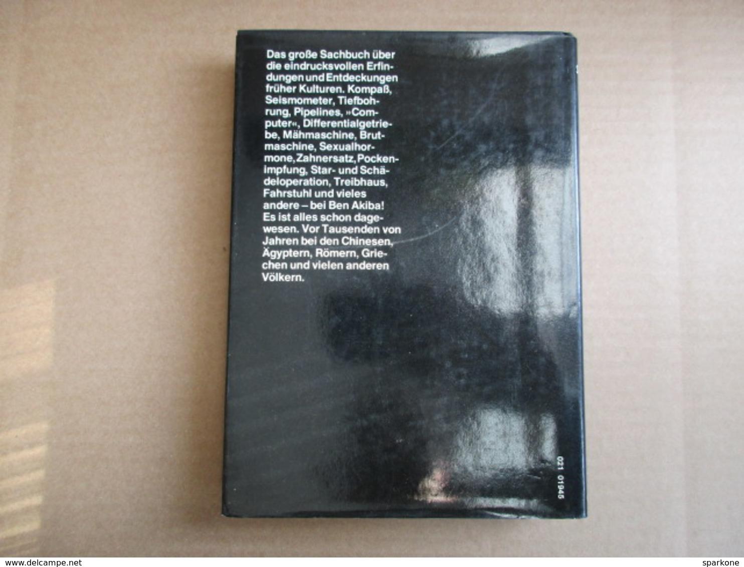 Das Erste Eisen Fiel Vom Himmel (Wilhelm Sandermann) éditions C. Bertelsmann De 1978 - Bücher, Zeitschriften, Comics