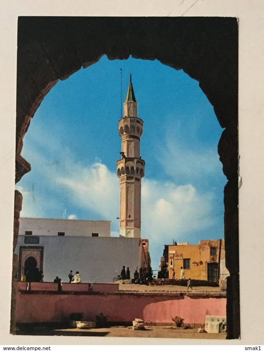 LIBYA  TRIPOLI   PAR AVION - Libyen