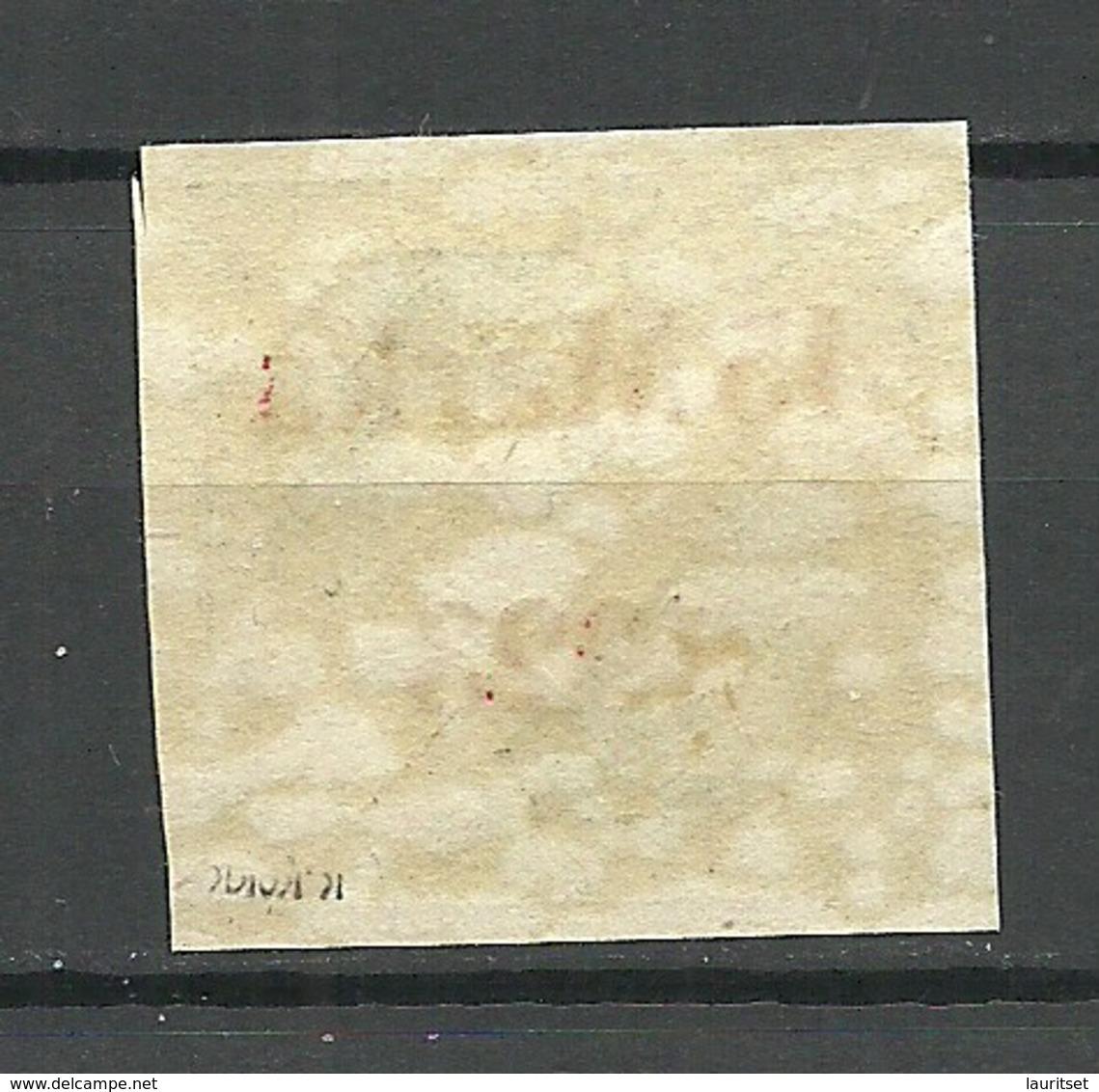 Estland Estonia 1923 Michel 41 - 45 * Mi 45 Is Expertized & Signed K. Kokk - Estland