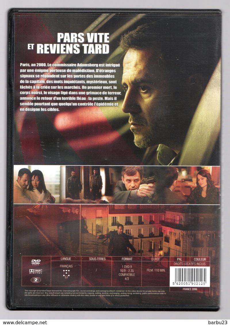 PARS VITE ET REVIENS TARD Film De R. Wargnier Avec José Garcia, Lucas Belvaux, Michel Serrault, ... - Policiers