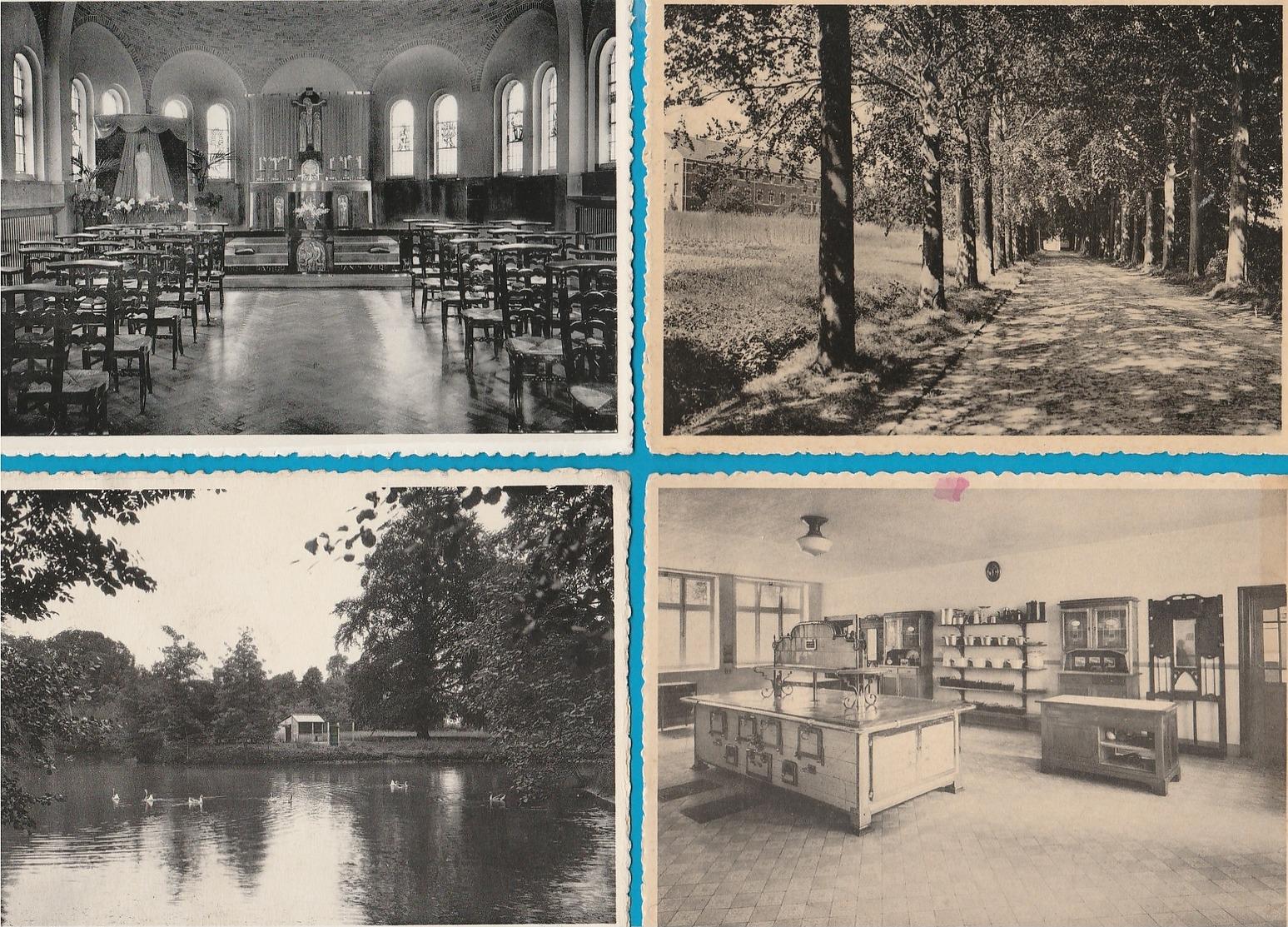 BELGIË Provincie Oost-Vlaanderen Lot Van 60 Postkaarten, 60 Cartes Postales - Cartes Postales