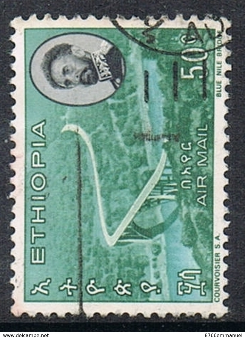 ETHIOPIE AERIEN N°88 - Ethiopie