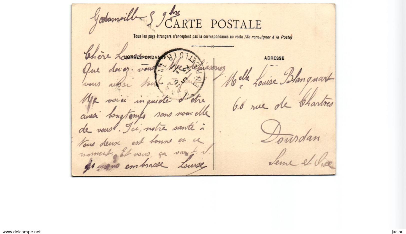 NOTTONVILLE ,CHATEAU DE LA BROSSE  REF 58375 C - France