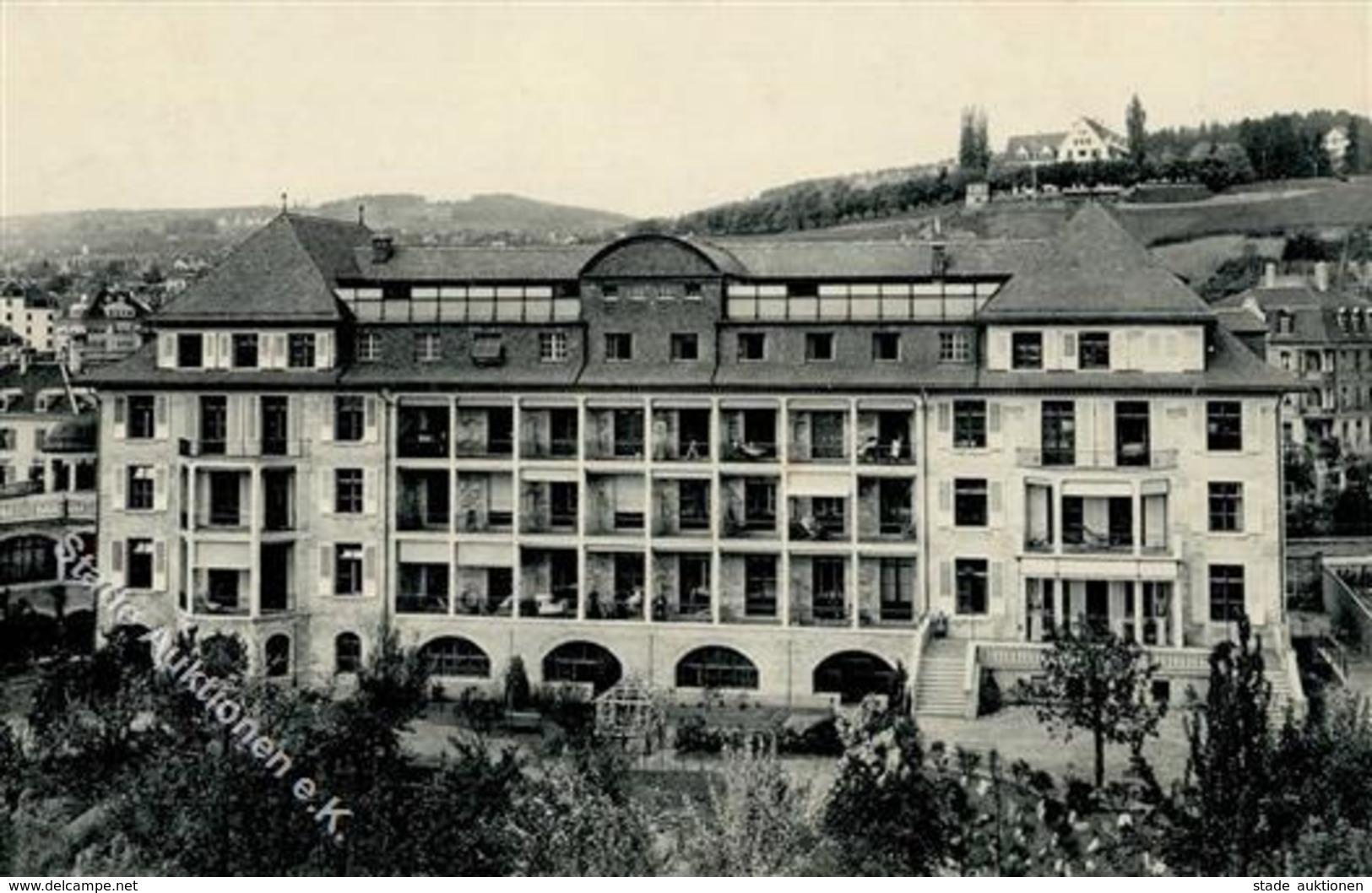 Zürich (8000) Schweiz Krankenhaus Asylstrasse Sanatorium I - Cameroon