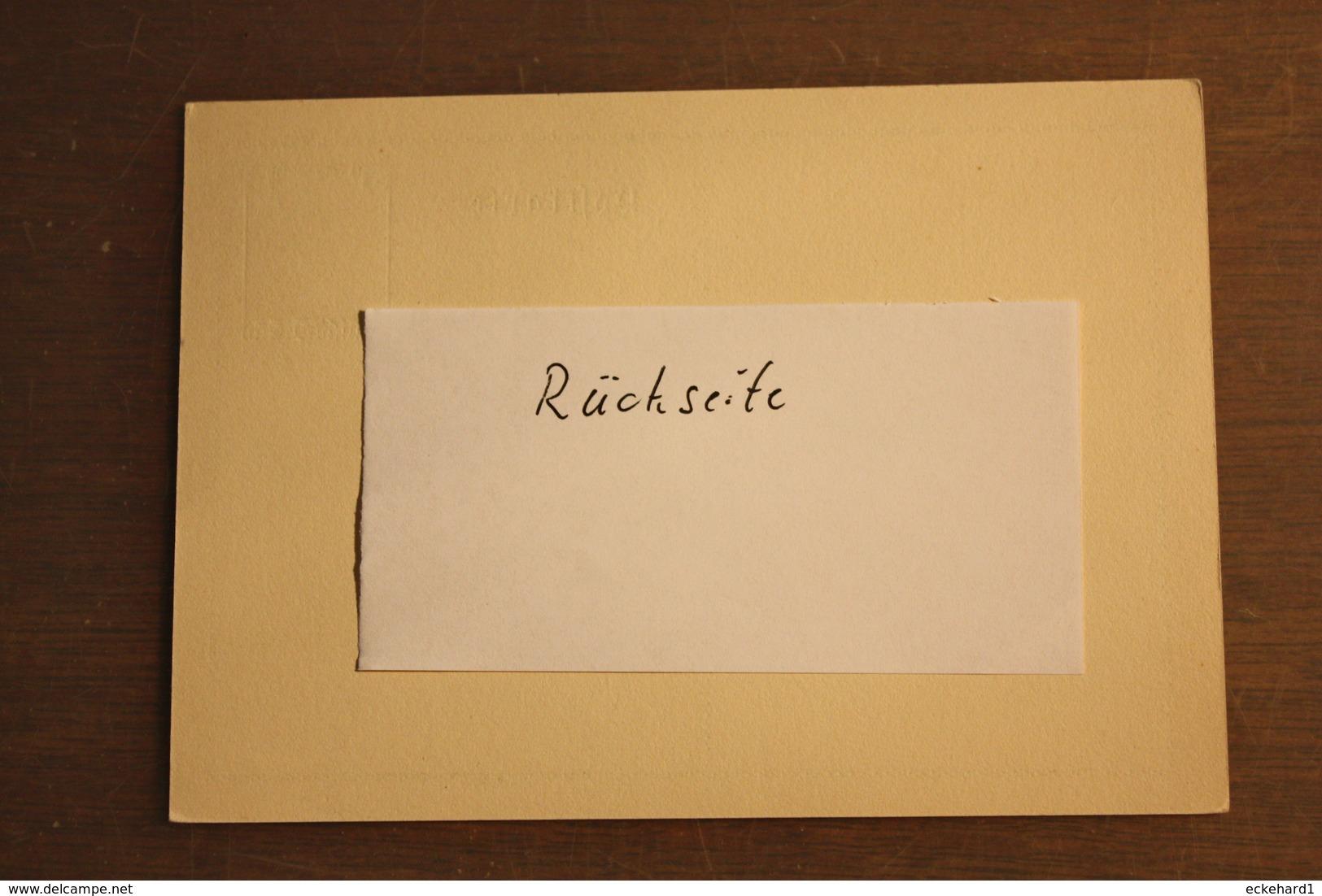 ( 564 ) DR GS P 256 * -   Erhaltung Siehe Bild - Postwaardestukken