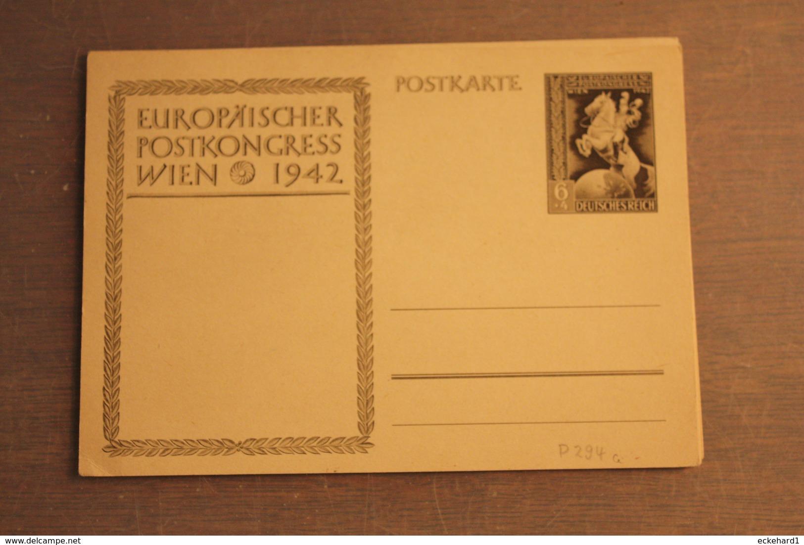 ( 588 ) DR GS P 294 A * -   Erhaltung Siehe Bild - Duitsland
