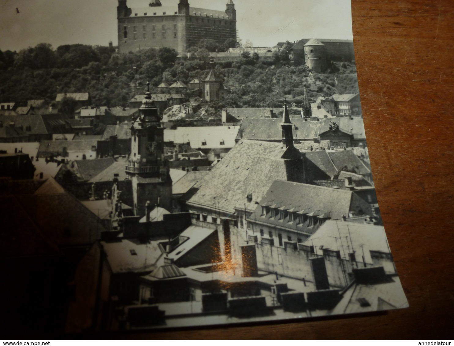Carte Postale :  BRATISLAVA - Slovaquie