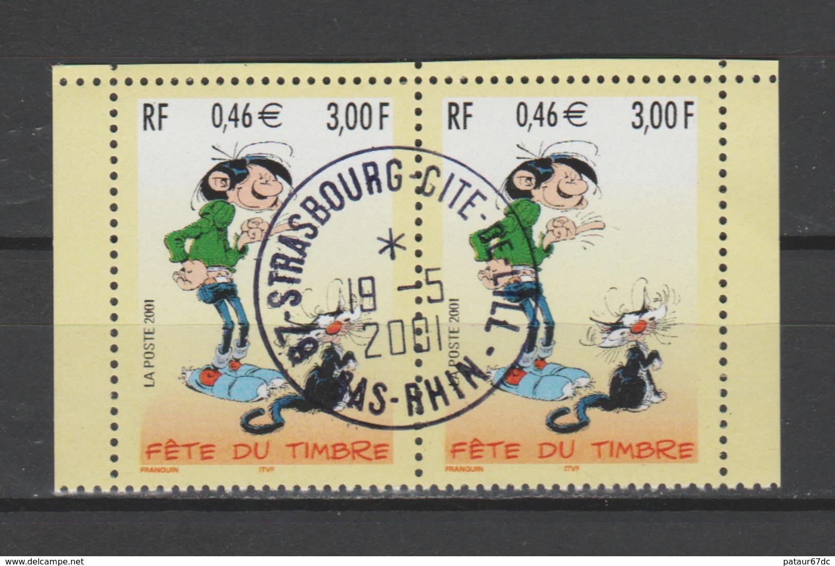 FRANCE / 2001 / Y&T N° 3371A Ou P3371A - Oblitération Du 19/05/2001. SUPERBE ! - France