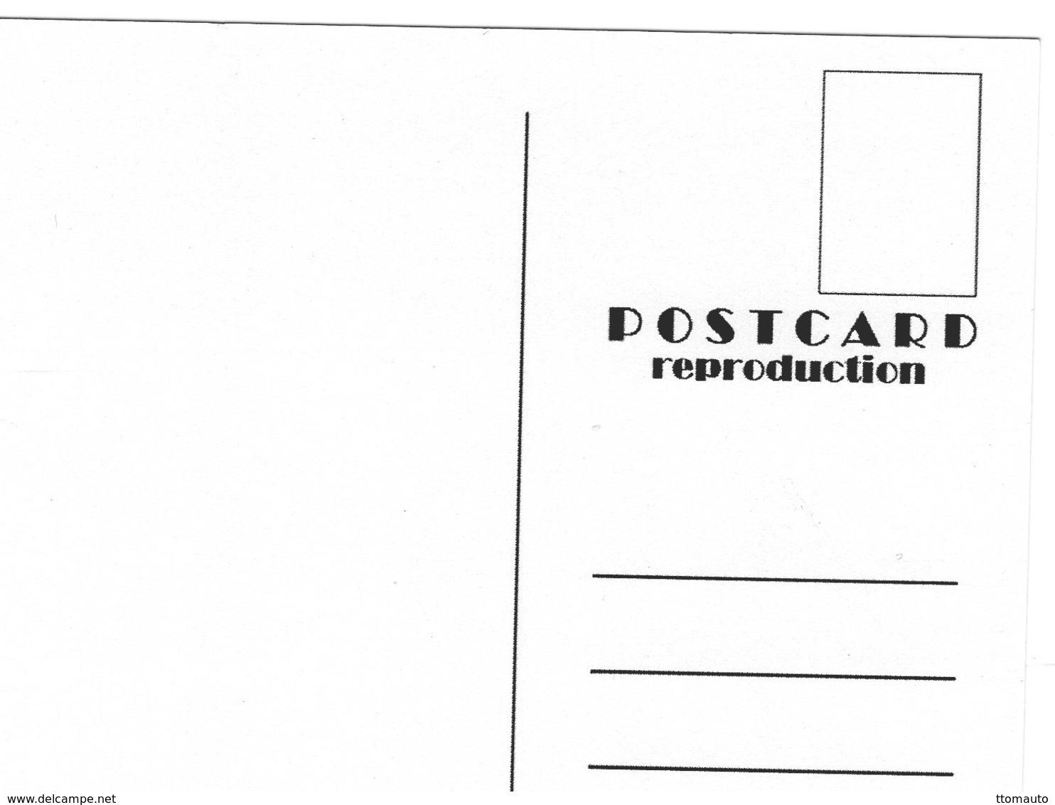 Grand Prix De L' A.C.F. (Formule 1)  à Reims   -  1960 -  Publicité  -  CPR - Grand Prix / F1