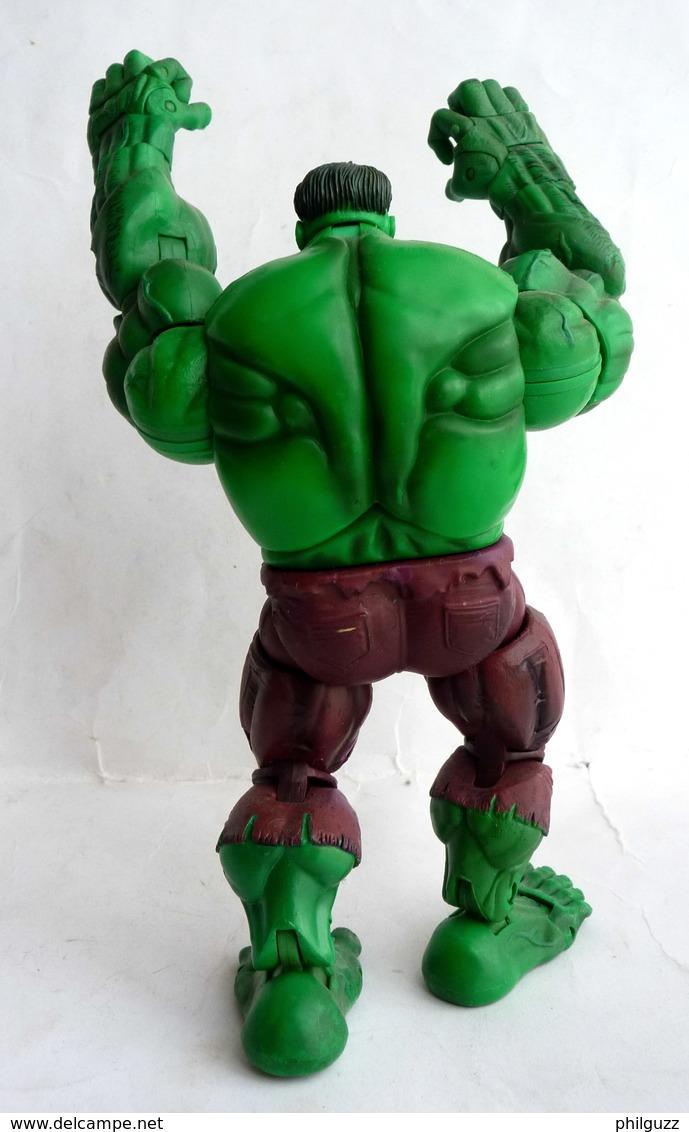 FIGURINE HULK TOY BIZ INC 2004 MARVEL LEGENDE 30 Articulations Super Poseable - Marvel Heroes