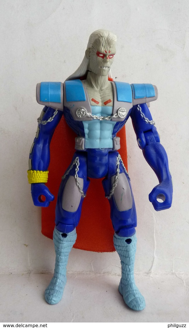 FIGURINE CENTURY TOY BIZ INC 1995 IRON MAN - Marvel Heroes