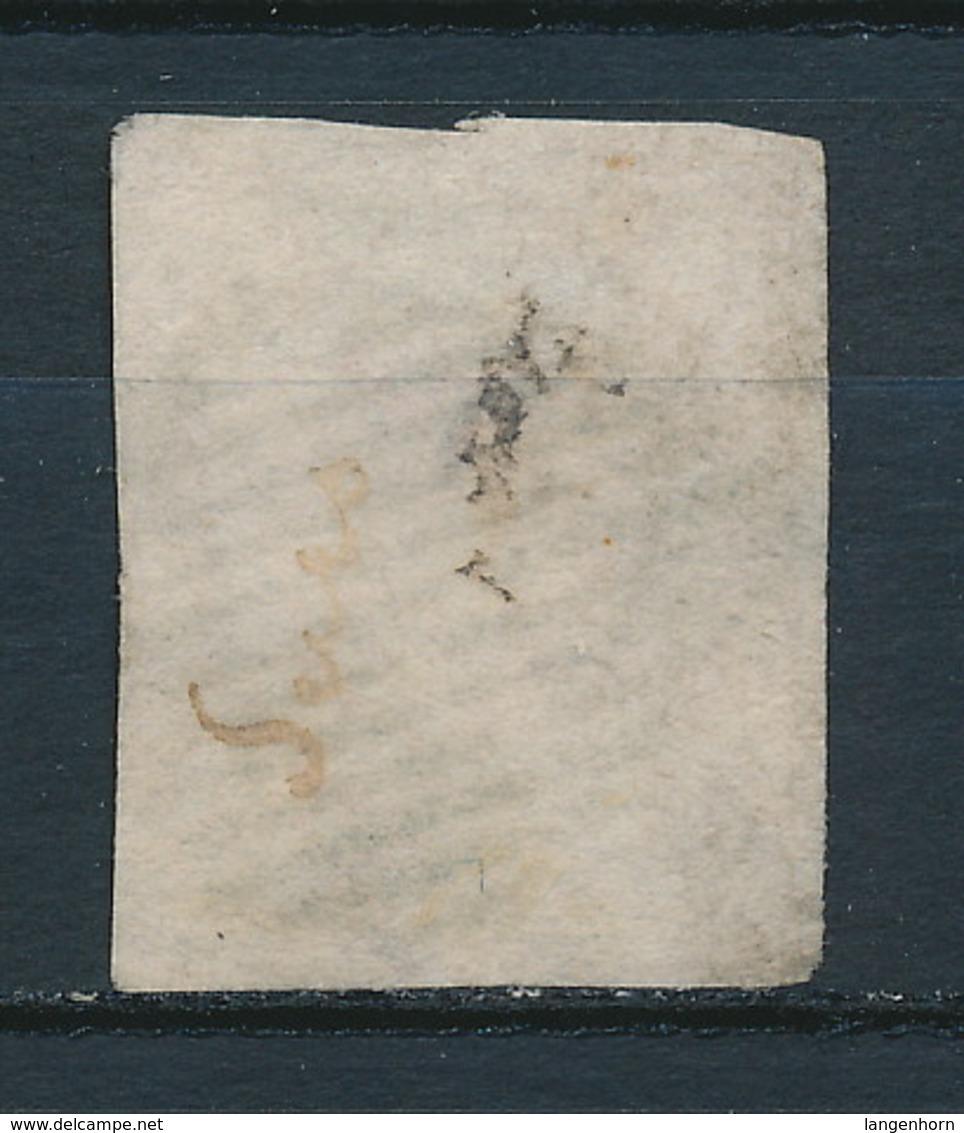 Schweiz Nr. 12 (Michel 130,-- €) - 1843-1852 Kantonalmarken Und Bundesmarken