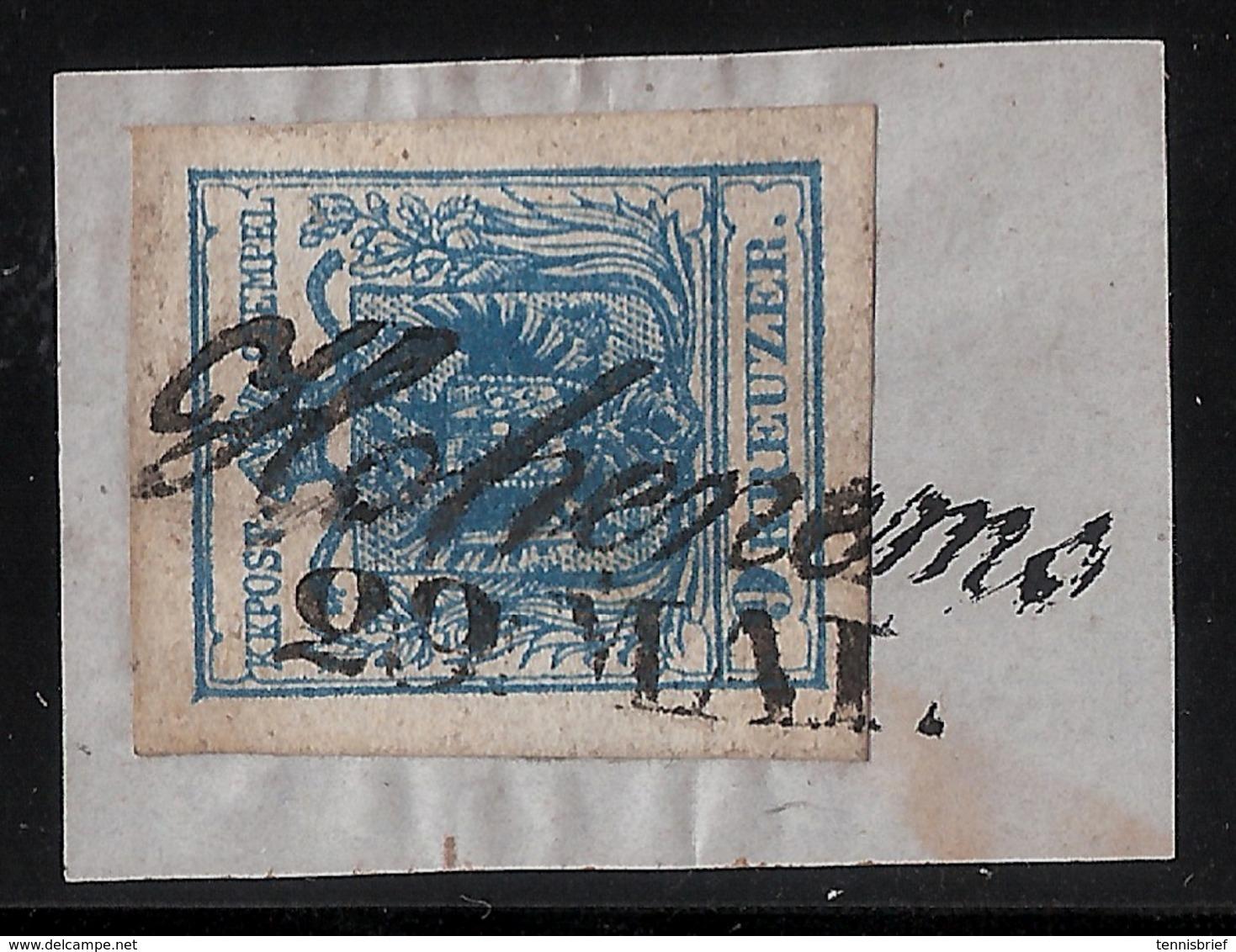 "1. Ausgabe "" Hohenems "" , # A1637 - 1850-1918 Empire"
