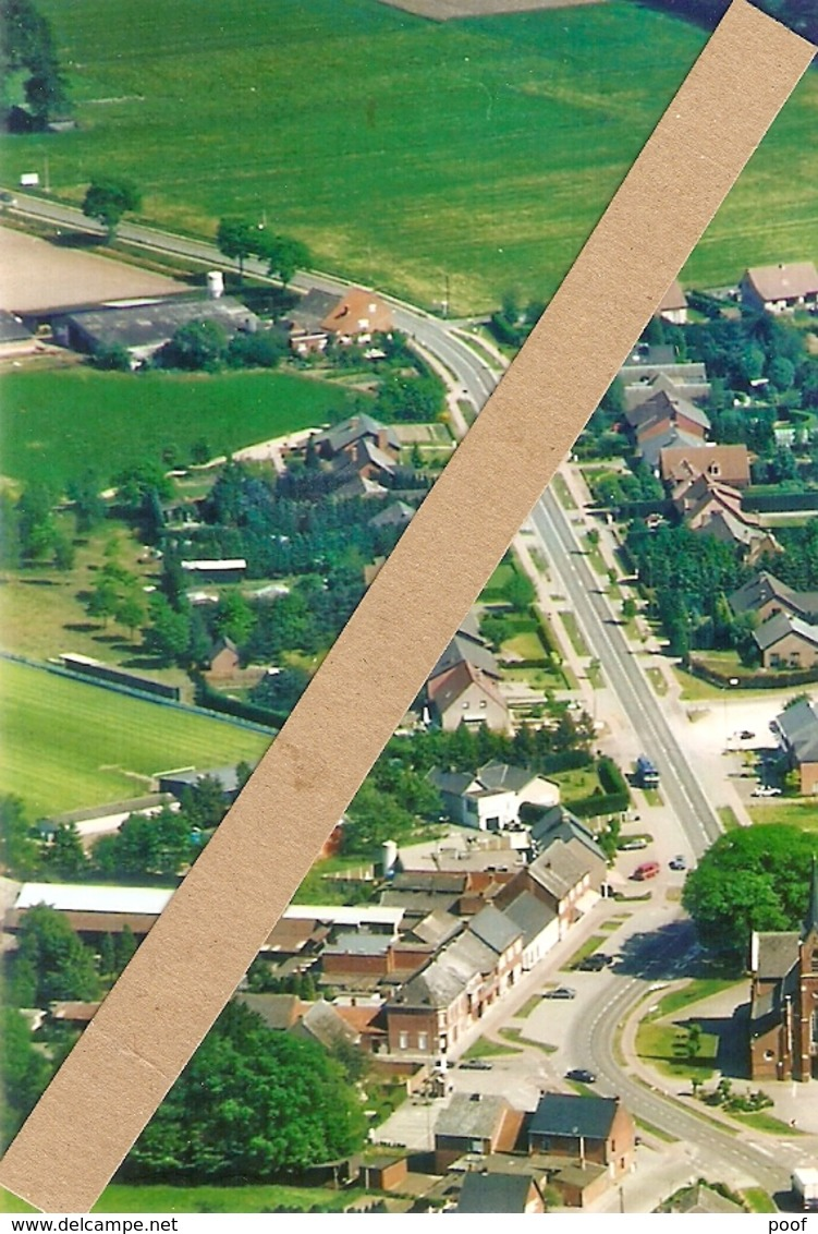Blauwberg ( Herselt ) : Luchtfoto 140 - Herselt