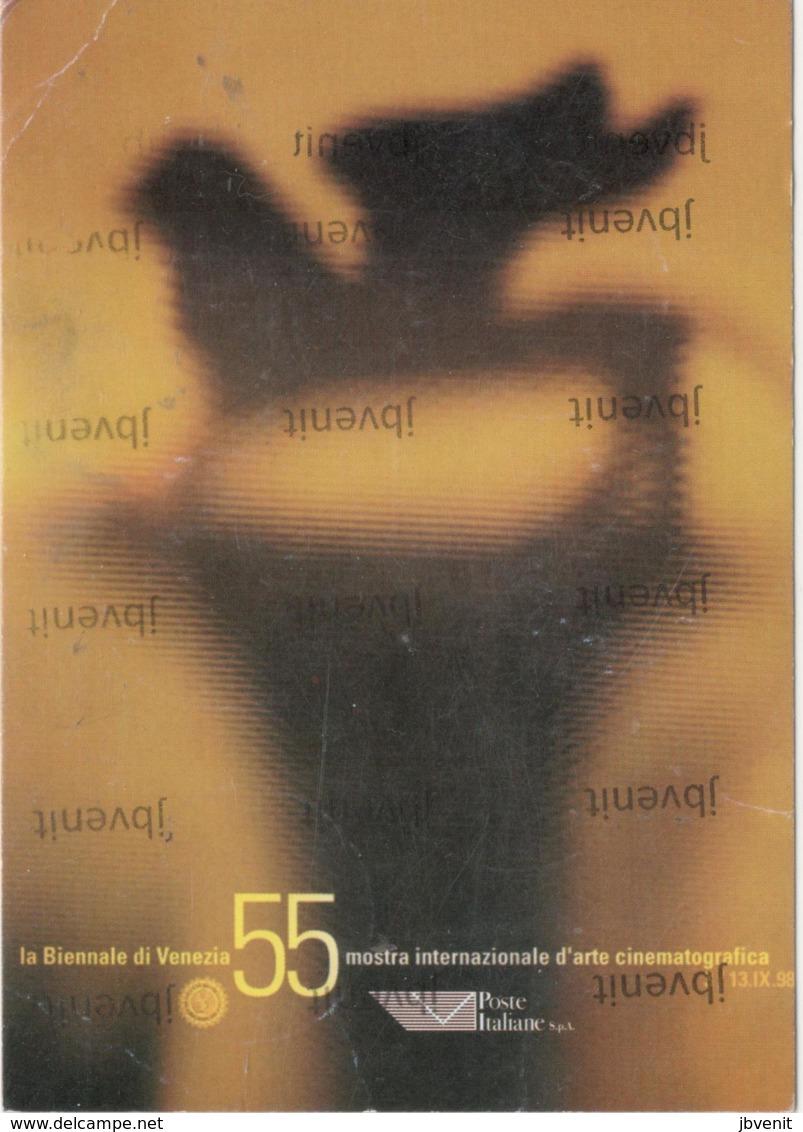 BIENNALE Di VENEZIA - Mostra Internazionale Di Cinema 1998 - Annullo Filatelico - Manifestazioni
