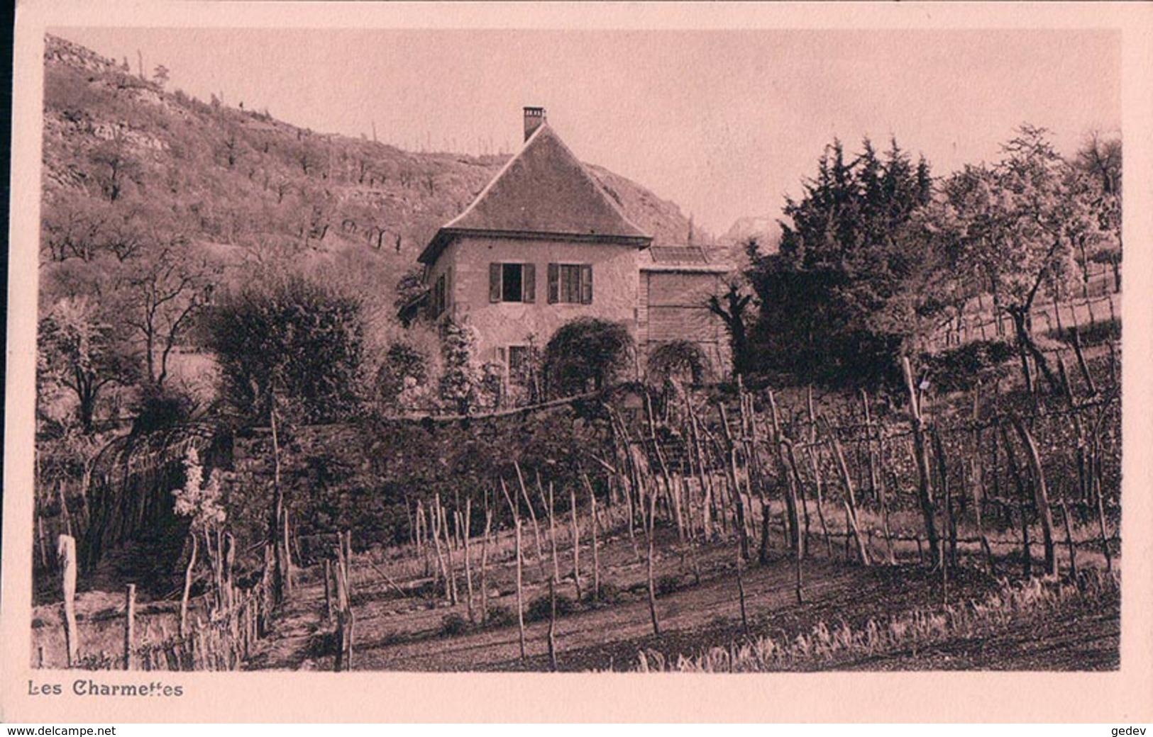 Environ De Genève?, Les Charmettes, Photo Boissonnas (2788) - GE Genève