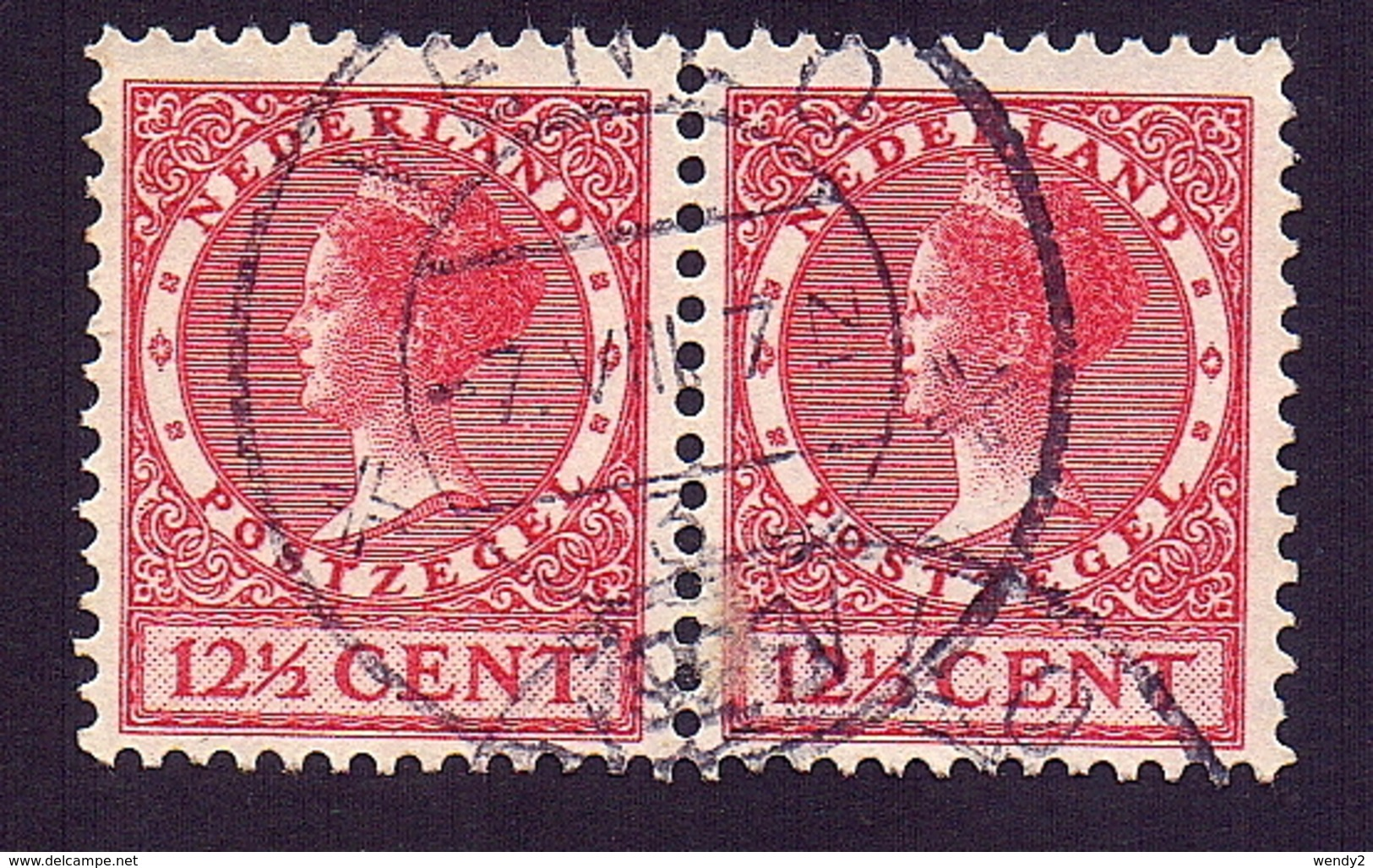 Pays-Bas - Hollande 143 - 1891-1948 (Wilhelmine)