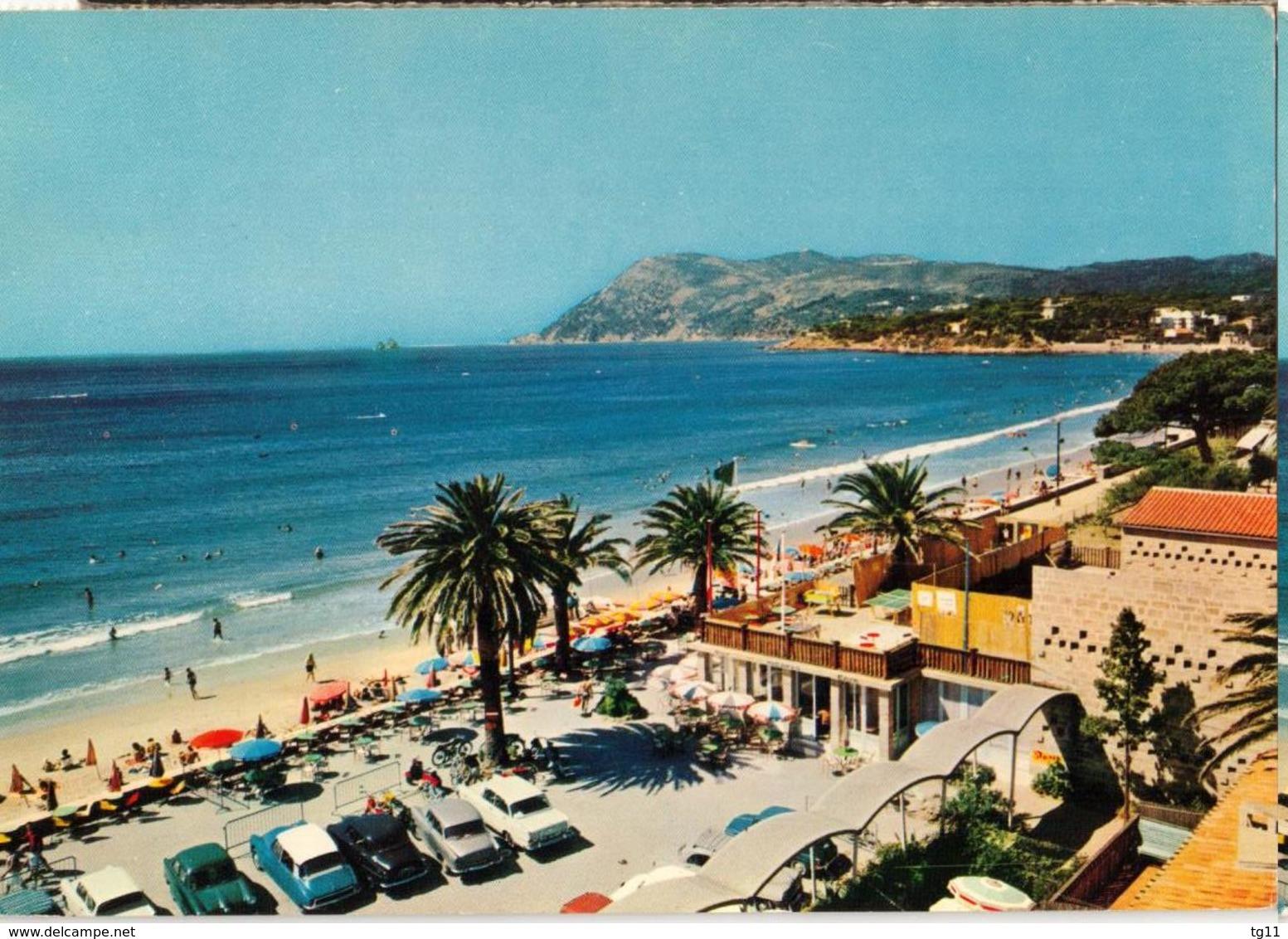 83 - LA SEYNE - LES SABLETTES VUE SUR LE CAP CICIÉ - La Seyne-sur-Mer