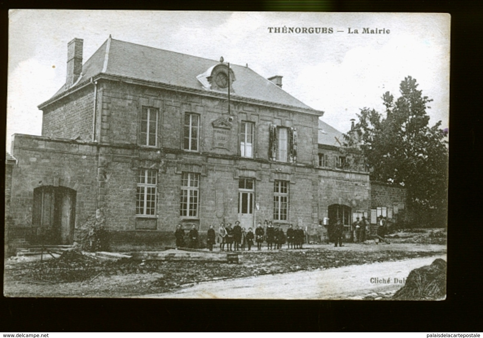 THENORGUES            JLM - Autres Communes