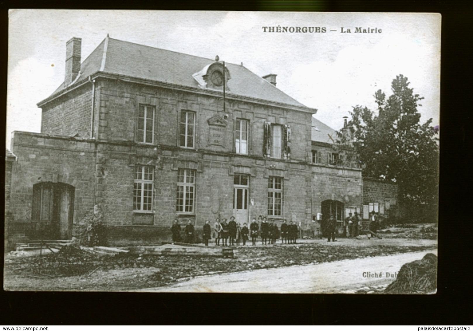 THENORGUES            JLM - France