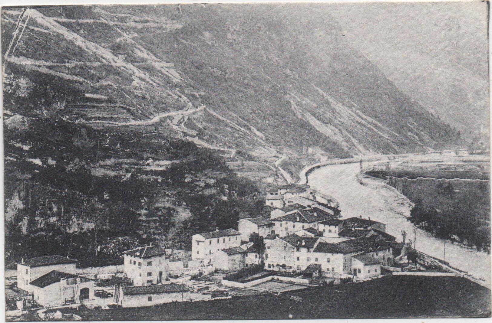 Barcarola (Valdastico, Vicenza). Formato Piccolo Non Viaggiata - Vicenza
