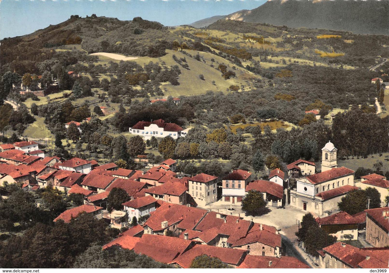 L'Albenc - Vue Générale - Eglise - L'Albenc
