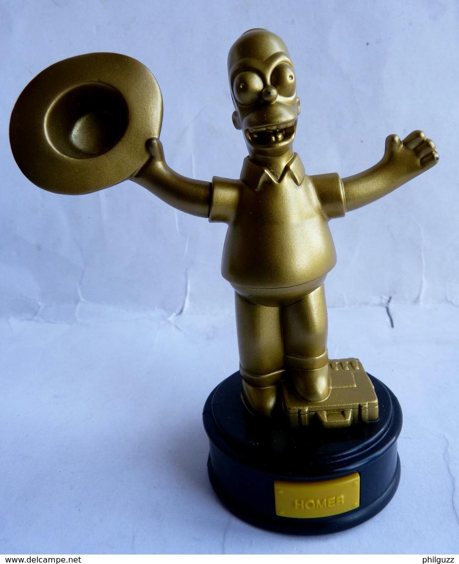FIGURINE PRIME BURGER KING 2007 SIMPSON - HOMER - Simpsons