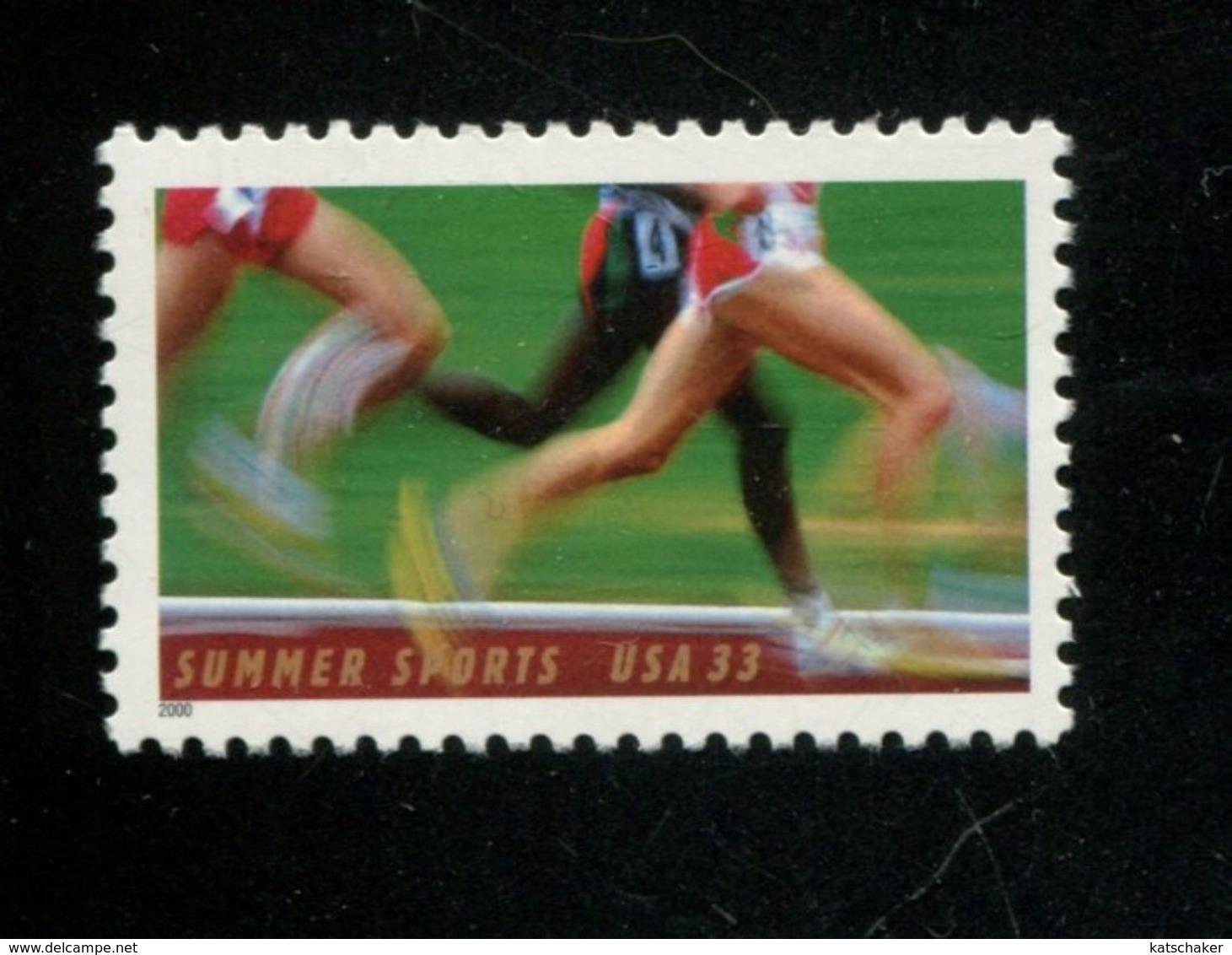 209517749 USA 2000 ** MNH SCOTT 3397 SUMMER SPORTS - Unused Stamps