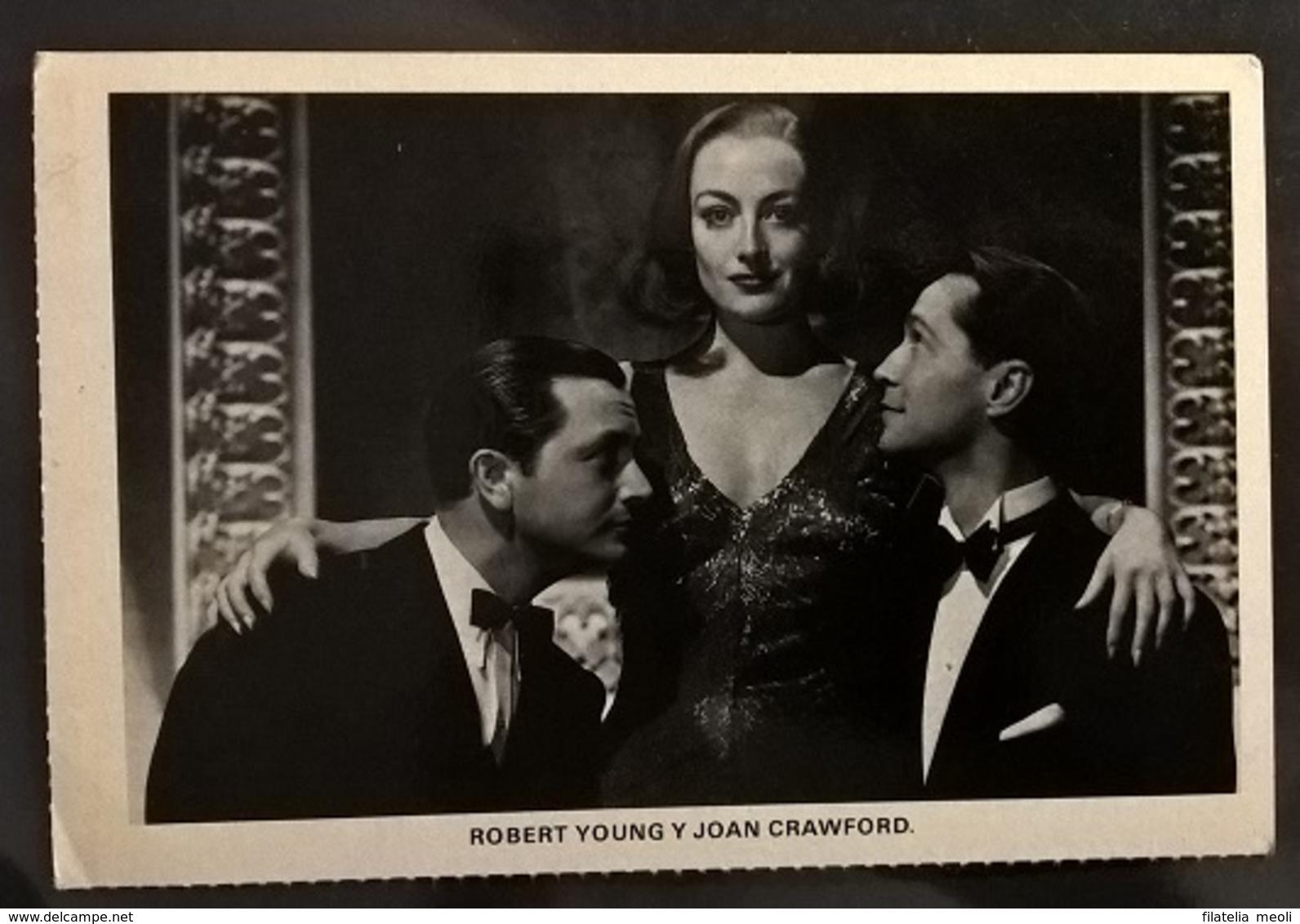 JOAN CRAWFORD E ROBERT YOUNG - Cinemania