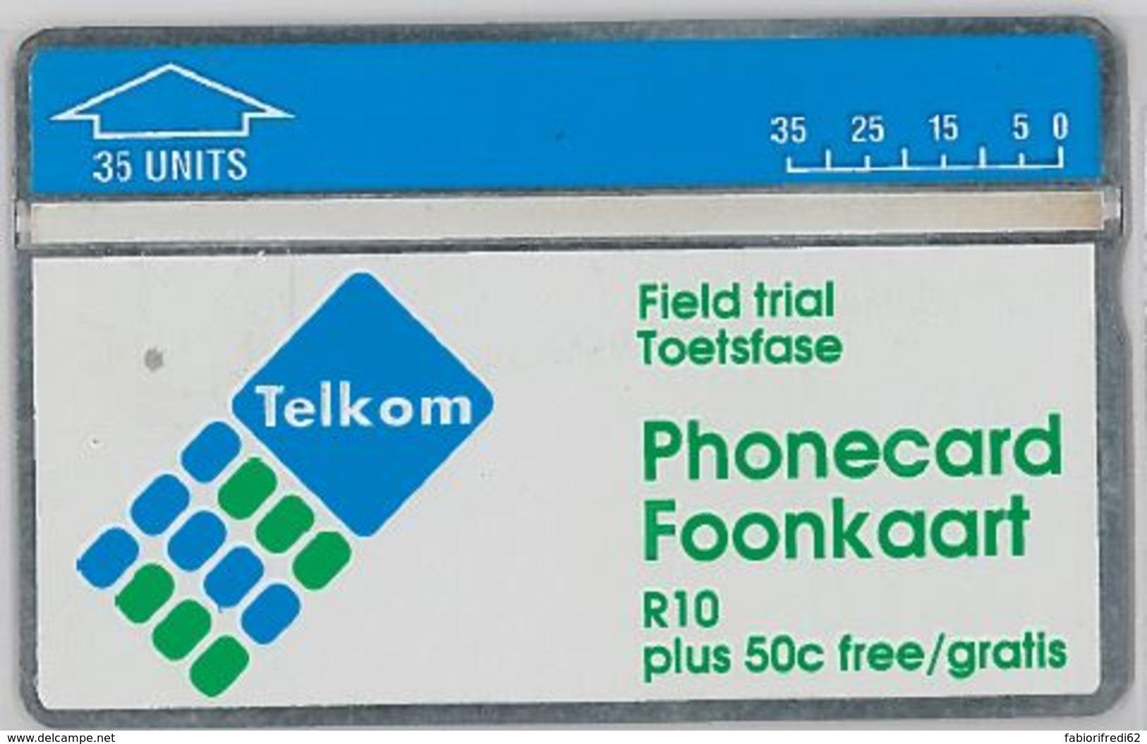 PHONE CARD - SUDAFRICA (E37.46.5 - Sudafrica
