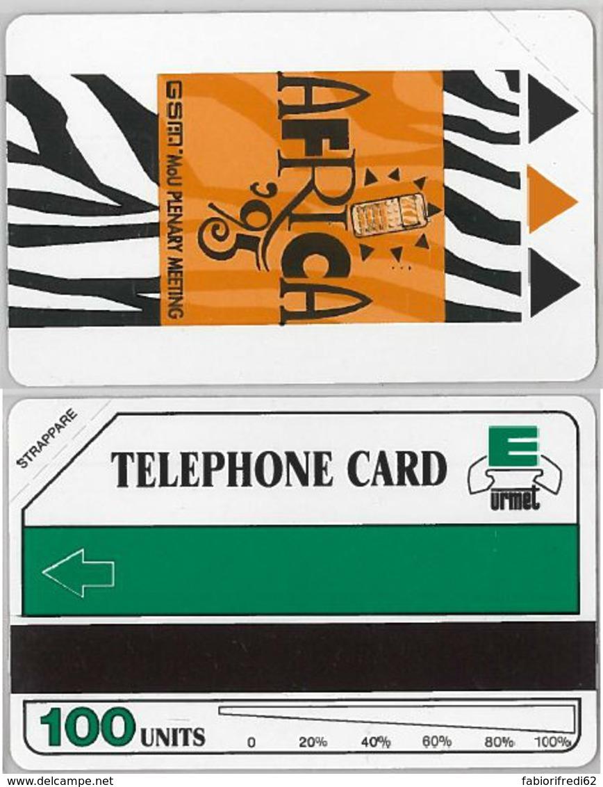 PHONE CARD - URMET -SUDAFRICA (E37.46.6 - Zuid-Afrika