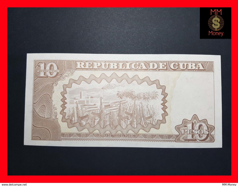 CUBA 10 Pesos 2001  P. 117   UNC - Cuba