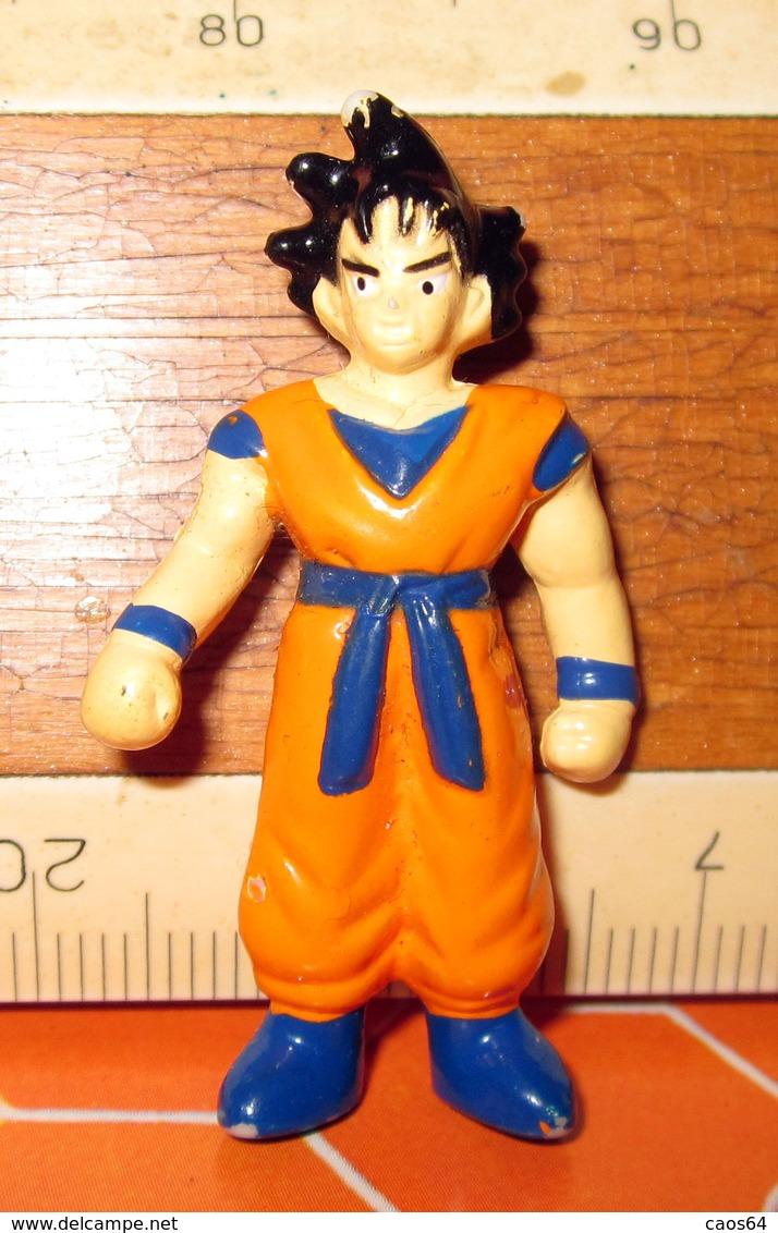 DRAGON BALL 1989 BS STA MINI FIGURE VINTAGE SON GOKU - Dragon Ball