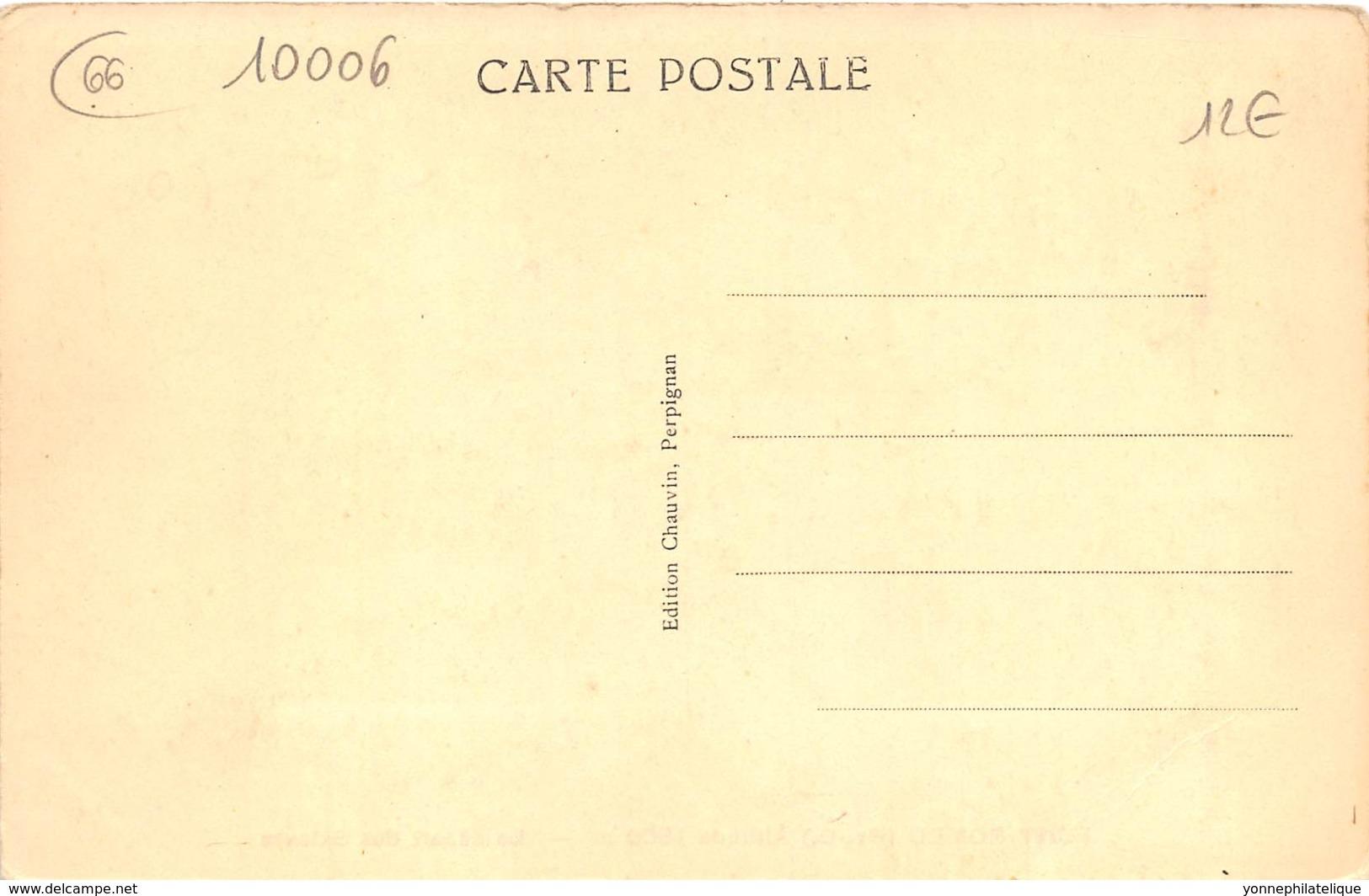 66 - Pyrénées Orientales / 10006 - Font Romeu - Le Départ Des Skieurs - France