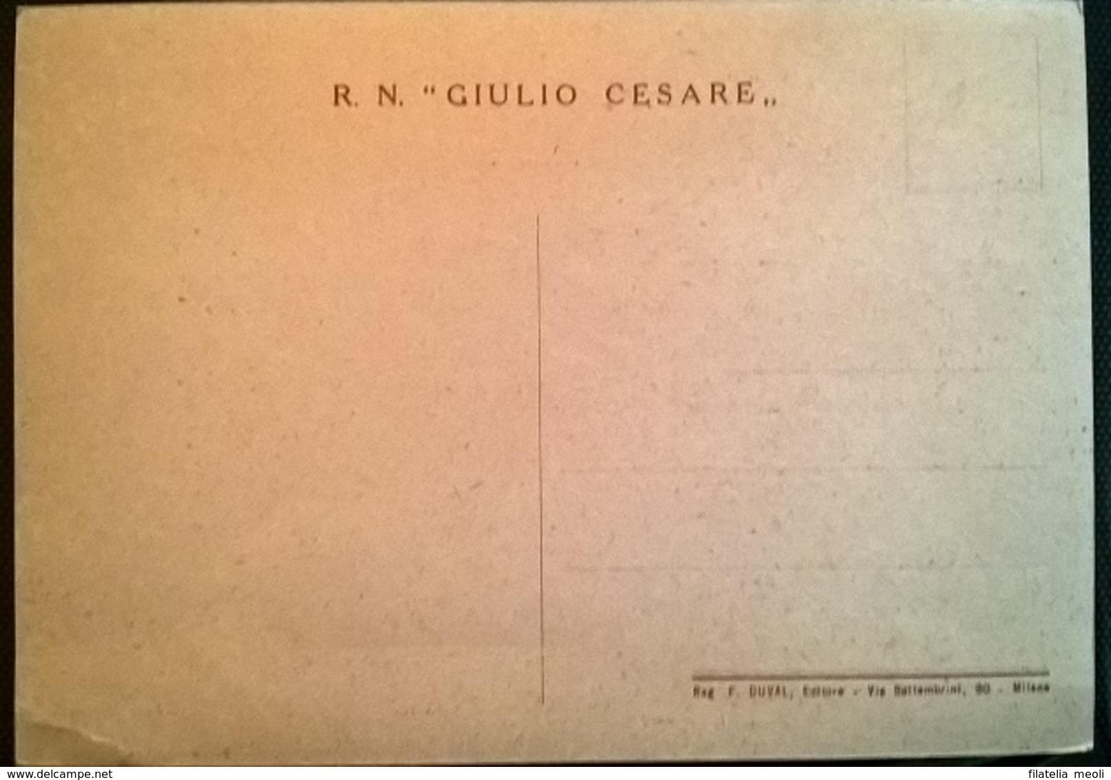 LA GIULIO CESARE - Guerra