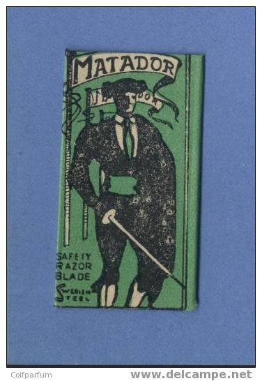 Une Lame De Rasoir MATADOR  (L46) - Lames De Rasoir