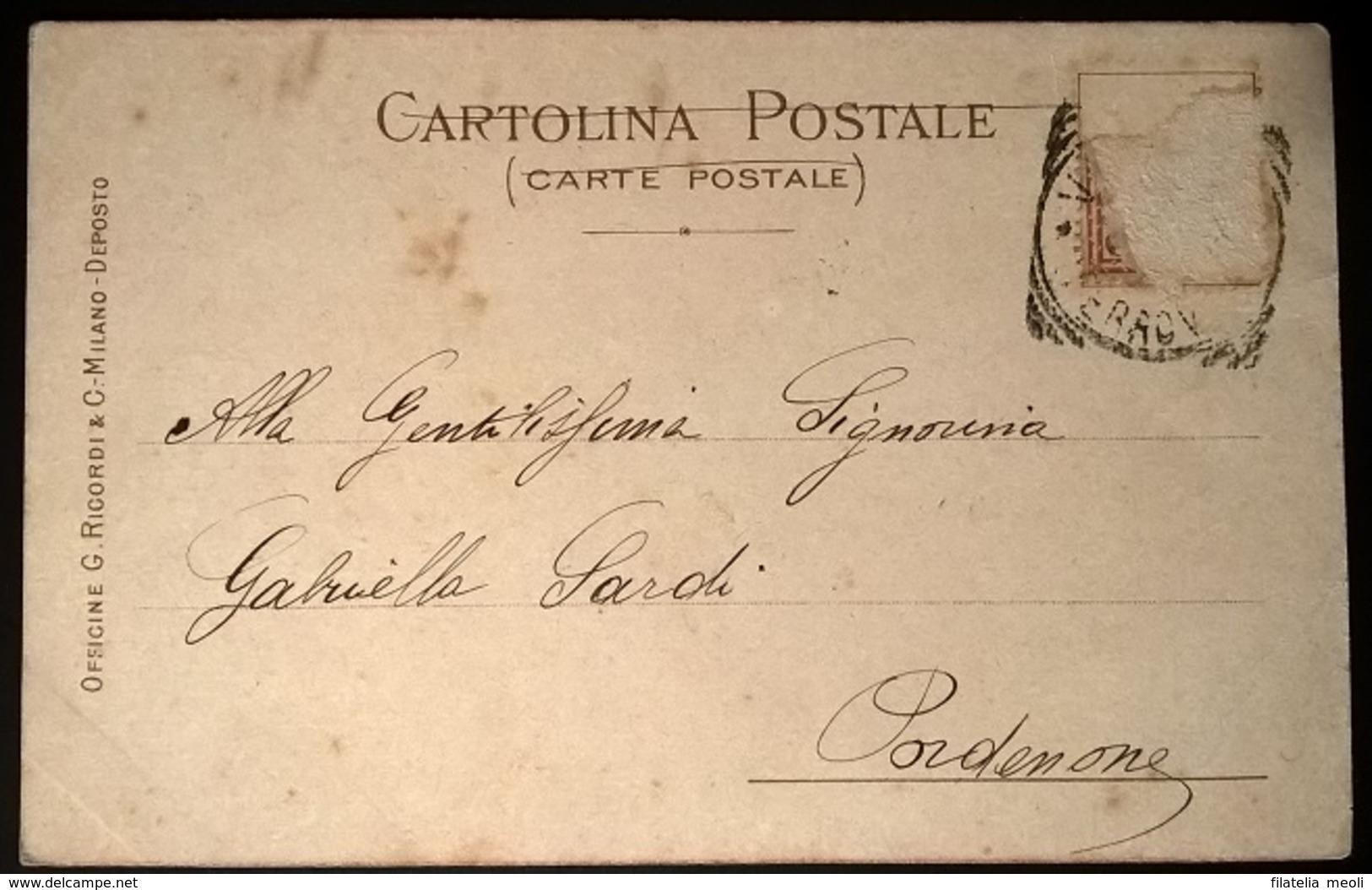 NAVE SUSSIDIARIA S.MARTINA - Guerra