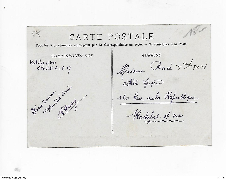 "CPA - ""L'AMIRAL CHARNER"" , De L'Escadre Internationale En Crête - A. Bougault - Krieg"