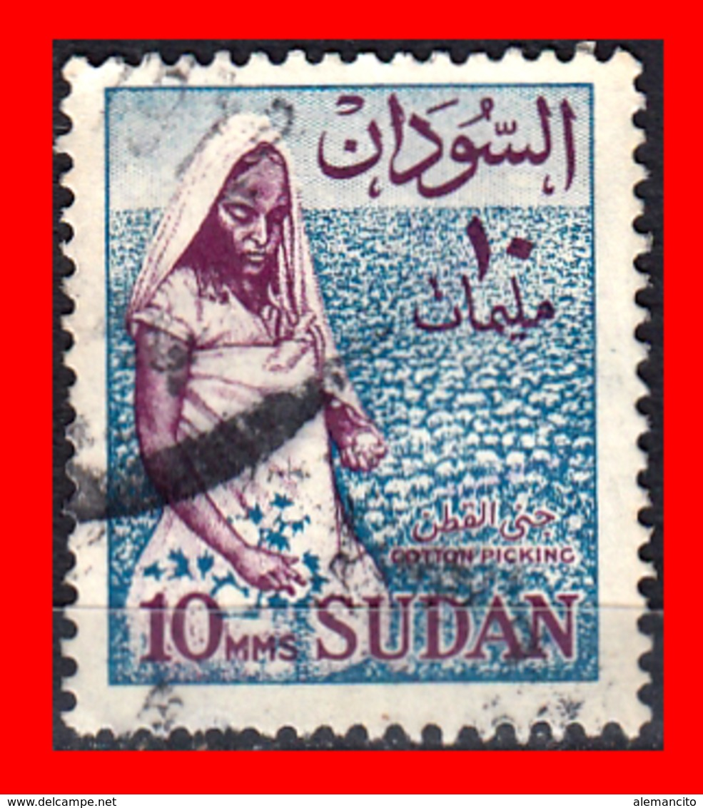 SUDAN  SELLO AÑO 1922 - Sudan (1954-...)