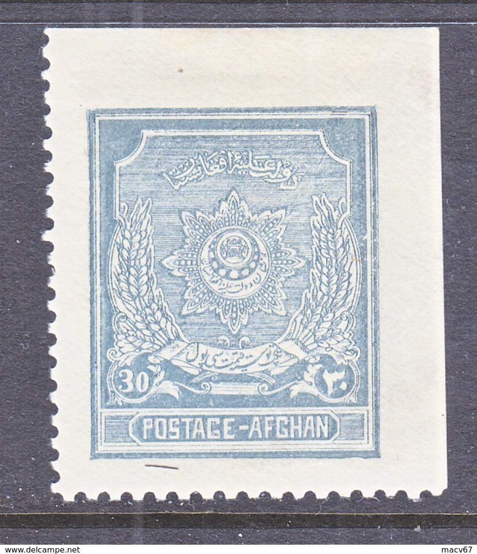 AFGHANISTAN   233    *   1927-30  ISSUE - Afghanistan